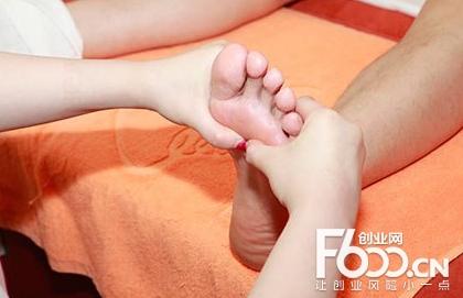 五指生足疗保健