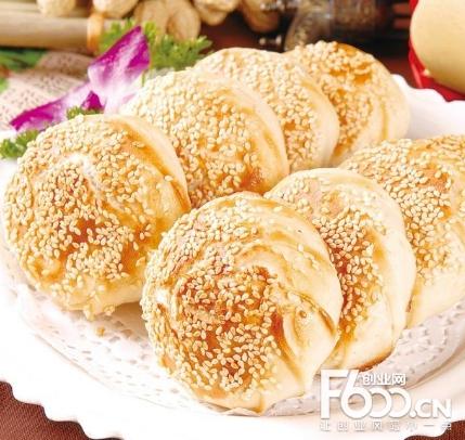 王氏林记烧饼加盟
