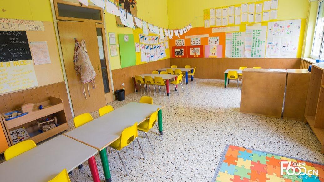 鹿茵艺术幼儿园加盟