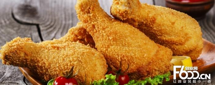 红番区炸鸡图片