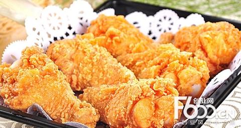 香美炸鸡加盟