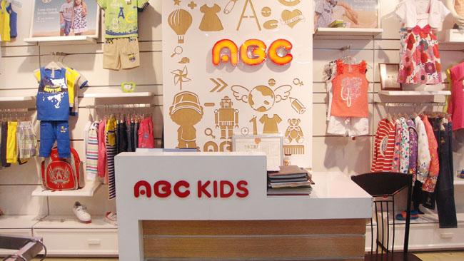 abc童装加盟店