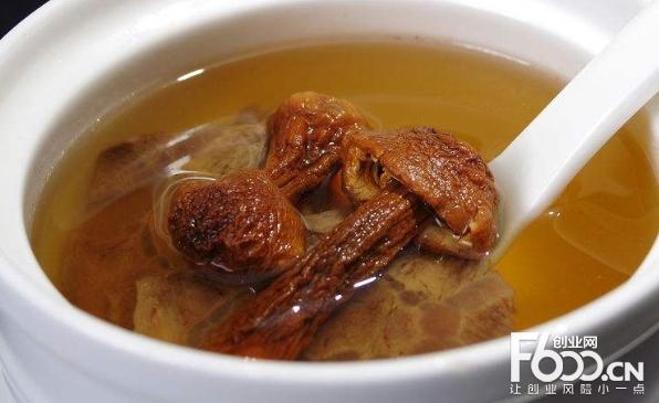天天香牛肉汤