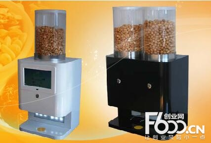 热坚果自动售货机