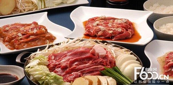 景釜宫韩式快餐!打造休闲餐饮实力品牌!