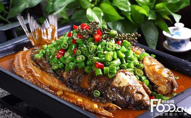 加勒比烤鱼