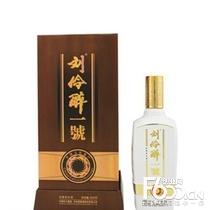 刘伶醉 一号40.9度(市场) 500ml 浓香型白酒