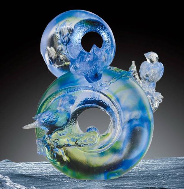 夏氏琉璃工艺品