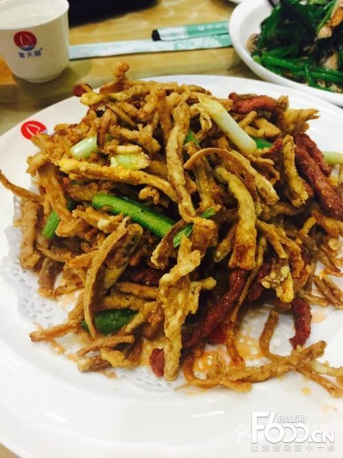哎渔村鱼籽拌饭