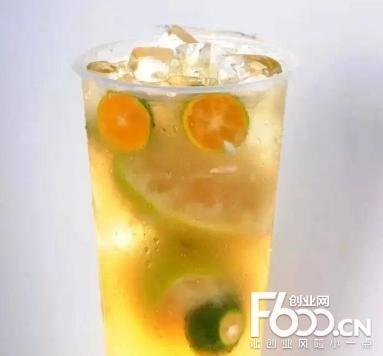 萌檬妹水果茶