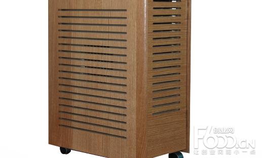 枫谷智能空气净化器