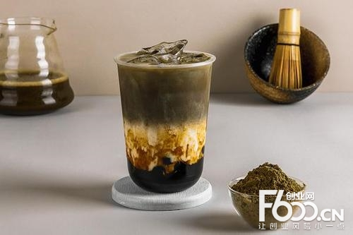 谷芋奶茶加盟