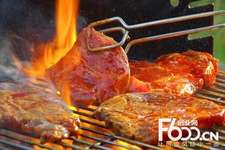 韩蜜儿炭火烤肉