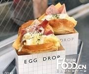 eggdrop爆蛋吐司