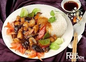 津津有味快餐