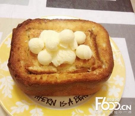 向阳坊面包店