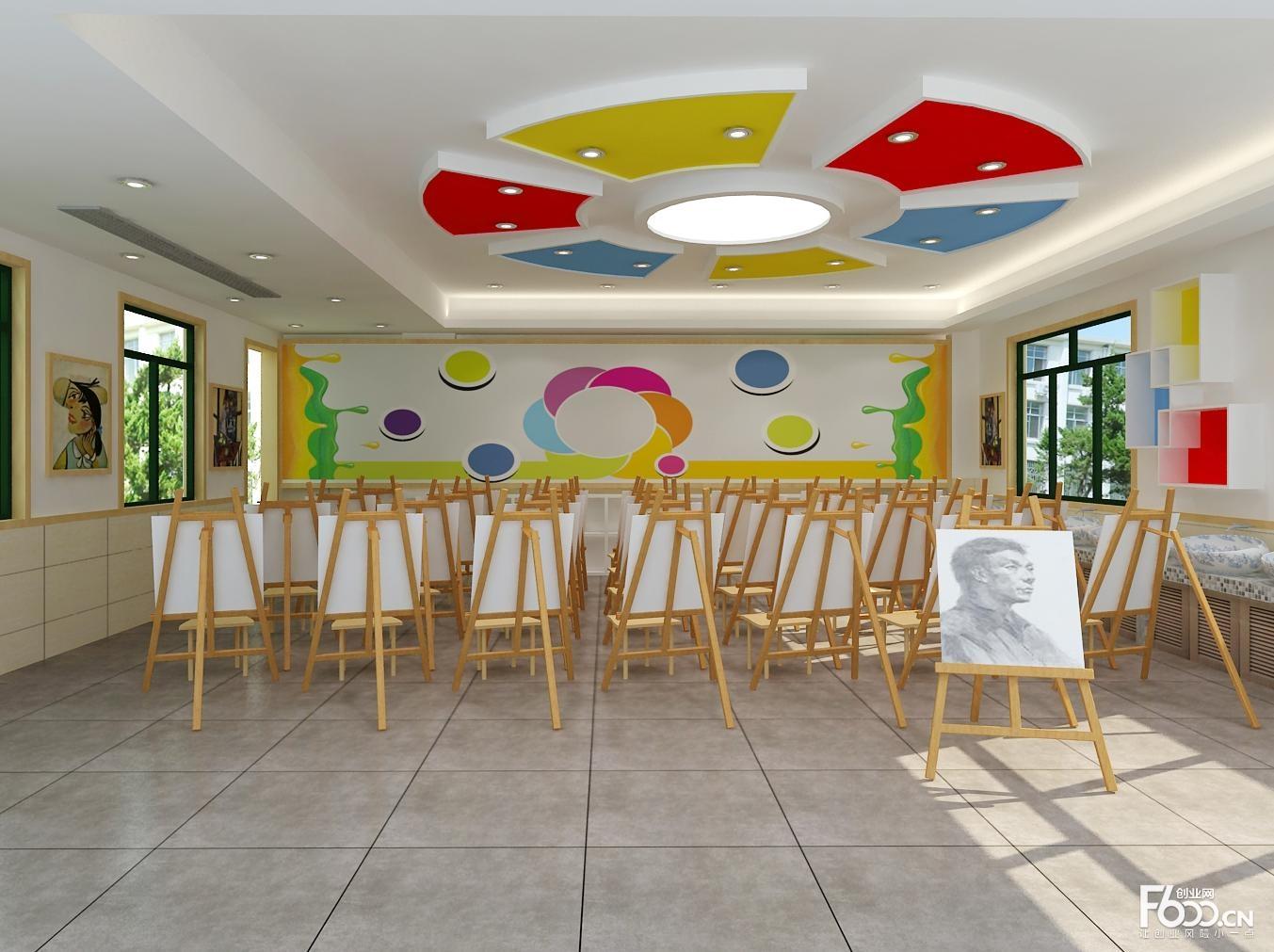 画王美术教育加盟