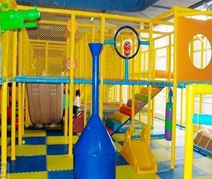 开心哈乐儿童乐园创造了自己的事业第二春