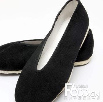 天赐福布鞋