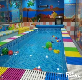 快乐梦想城游泳馆