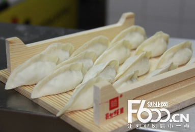 喜妙福水饺加盟