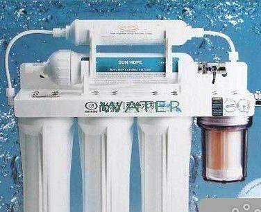 尚赫饮水机安装步骤图