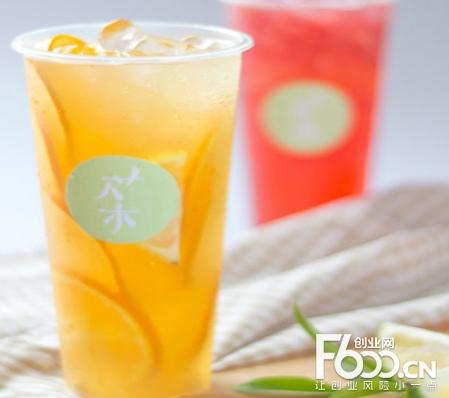 茶Tea加盟