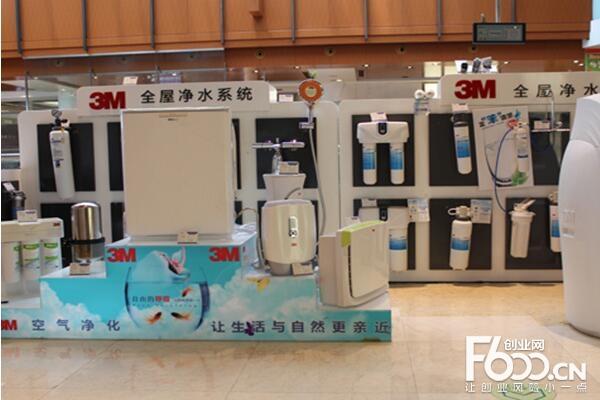 3m净水器图片