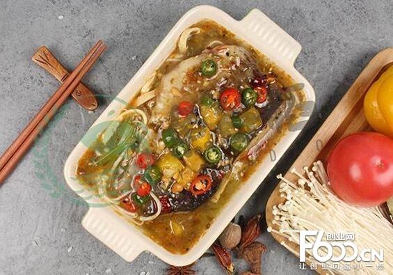 鱼谷稻烤鱼饭图片