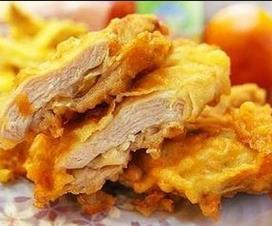 脆鸡中队炸鸡