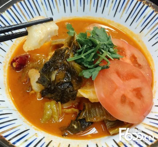 溪石记酸菜鱼