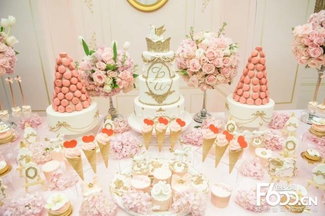 世界甜品加盟
