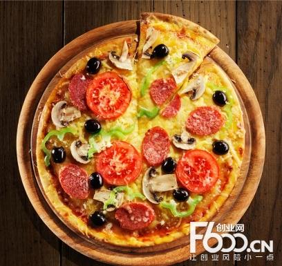 达美乐披萨加盟