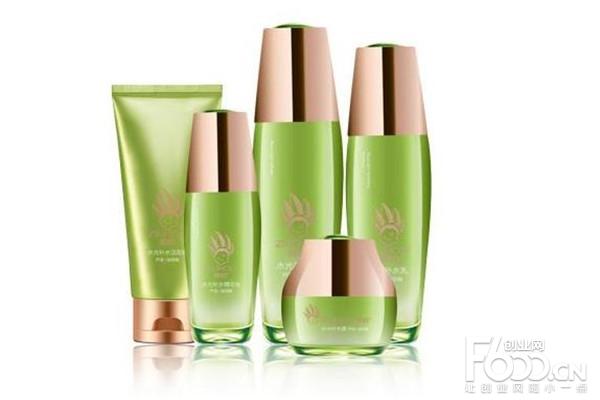 植后护肤品控油