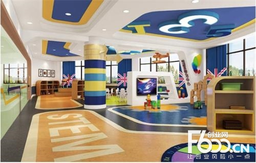光谱幼儿园图片