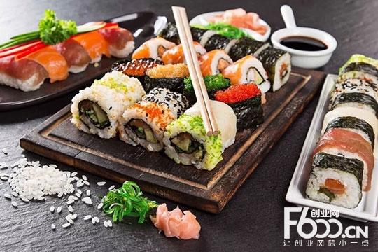 元本寿司加盟