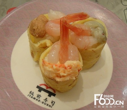 板前寿司图片