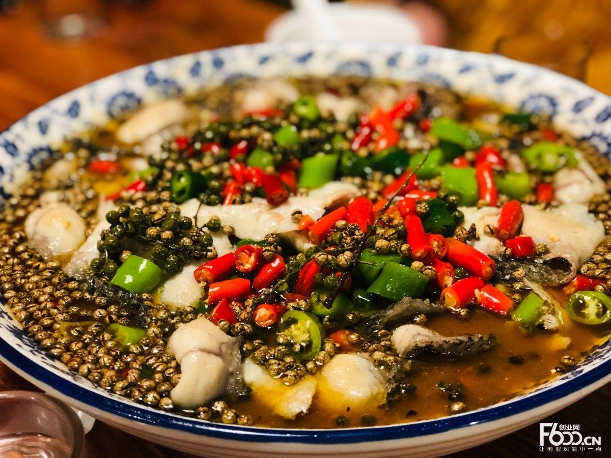东门酸菜鱼加盟