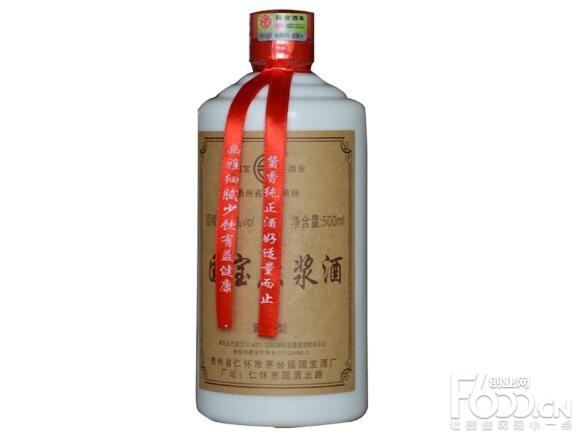 国宝酱酒加盟