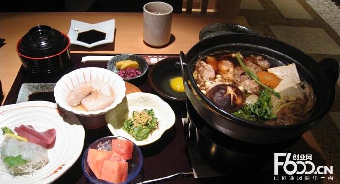 温野菜日式火锅加盟