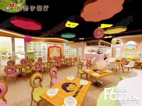 小茉家亲子餐厅