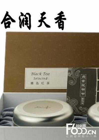 合润天香茶叶加盟
