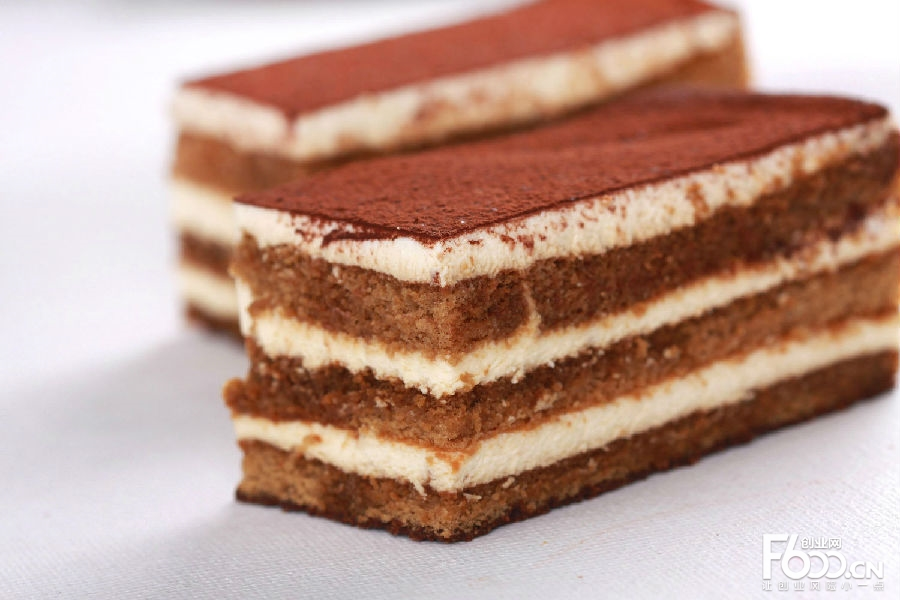 提拉米酥蛋糕图片