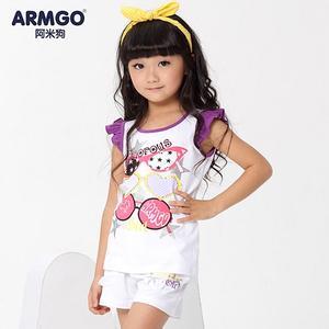 甜美可爱的童装衣服图片