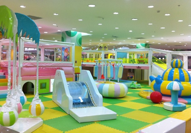 乐之翼室内儿童乐园