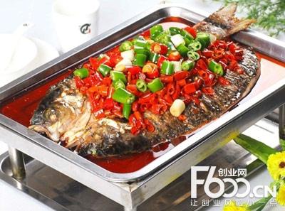 渔越江边烤鱼加盟