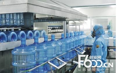 涟漪桶装水加盟