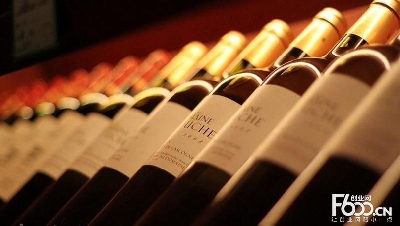 龙船庄红酒图片