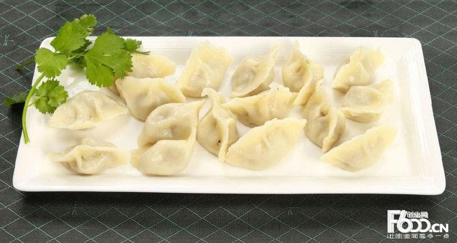 颂饭水饺图片