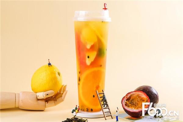 乐宋堂工夫奶茶加盟
